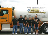 Propane Service by the Lenox Propane family